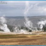 Upper Geyser Basin • Yellowstone Ecology Institute • NC Museum of ...