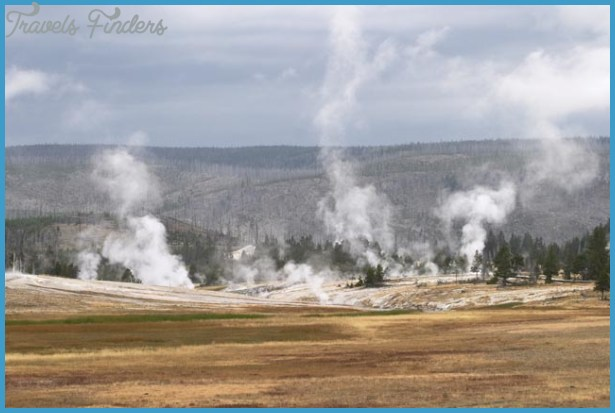 Upper Geyser Basin • Yellowstone Ecology Institute • NC Museum of