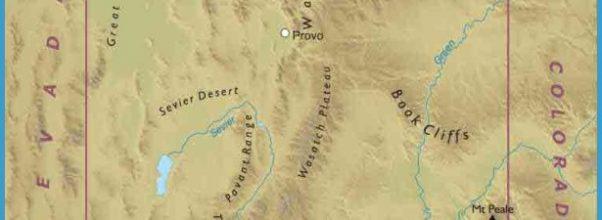 Travel Maps of Utah, Maps of Utah USA, Maps Utah Travel Guide USA