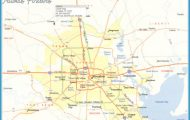 map houston area utah sringdale tx metro