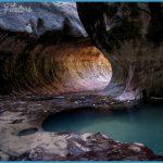 Subway - Zion National Park - Canyoneering
