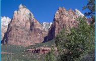 Utah Vacations -Zion National Park