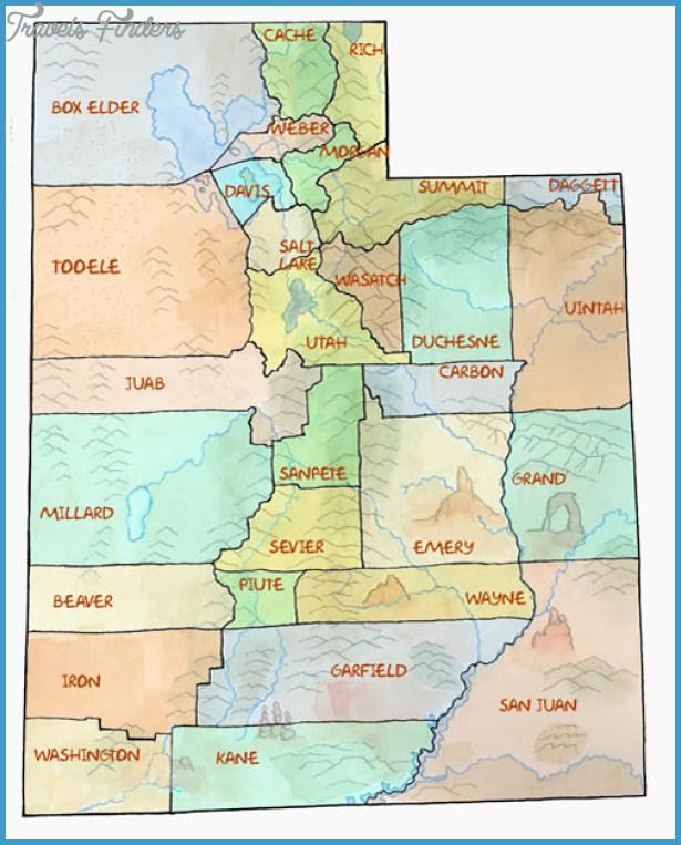 Utah's Counties