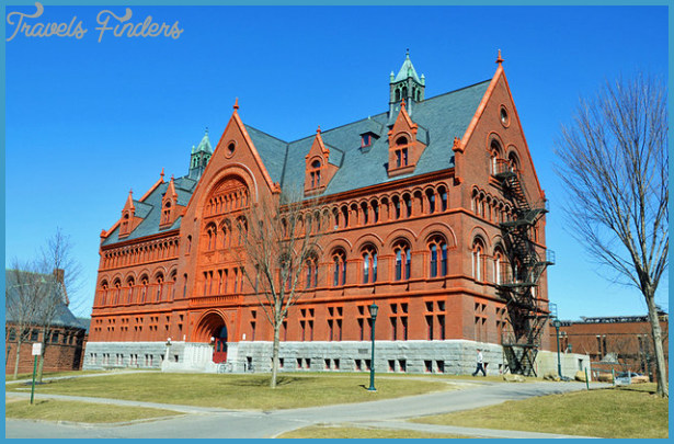 Tourist Attractions In Burlington, Vermont & Easy Day Trips on Tourist