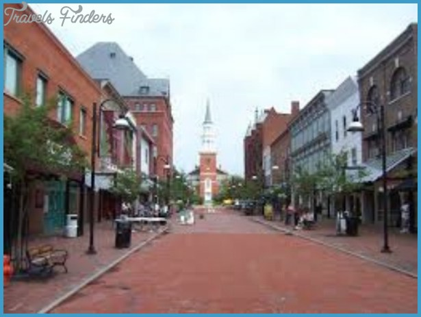 Burlington, Vermont - Top Travel Destinations for Beer Lovers