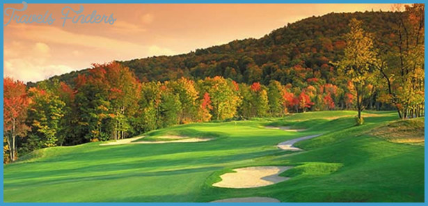 Vermont Golf Vacations - The Summit Lodge, Killington Vermont