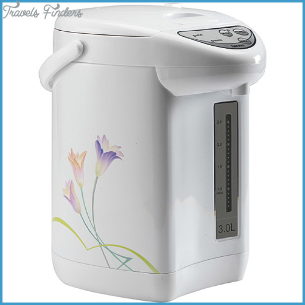 Aroma Electric Water Heater and Warmer, Floral: Appliances : Walmart ...