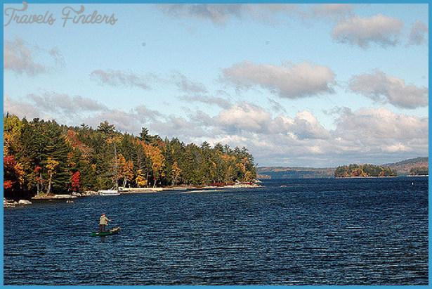 West Grand Lake, Maine | Flickr - Photo Sharing!