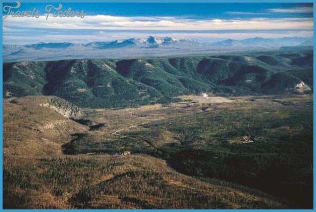 Caldera Rim - The Yellowstone-Teton Epicenter