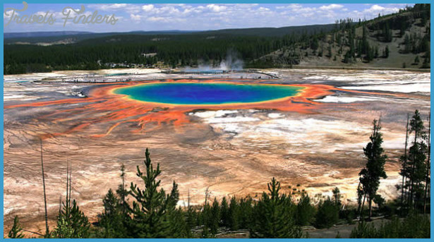 Yellowstone tourist attractions: what to see in Yellowstone - Travel ...
