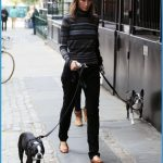 ... Boston | Model Dog Owners: See Stunning Stars and Their Cute Canines