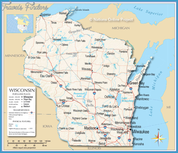 reference map of wisconsin map is based on a state