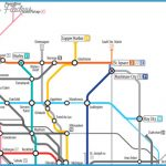 Lab Global Cities (ULGC): Today's Map: U.S. Routes as a Subway Map