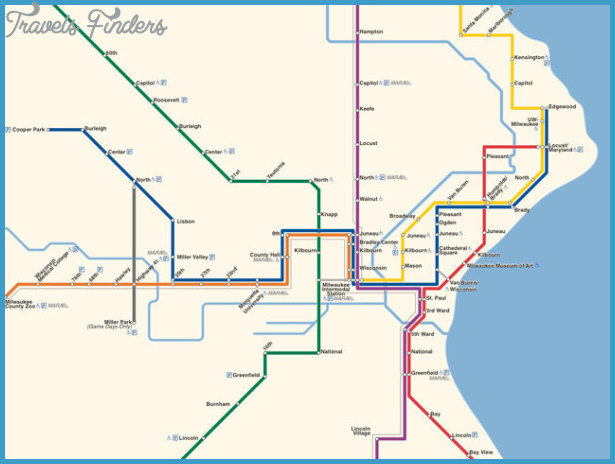 Bobby Tanzilo's Blogs: Sign me up for the Milwaukee subway