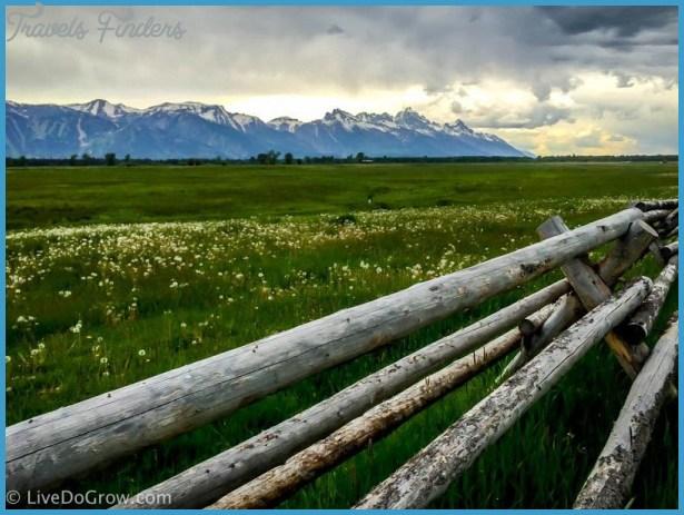 Adventure travel in Jackson Hole Wyoming | LiveDoGrow