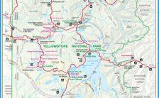 Yellowstone Map | Yellowstone Maps