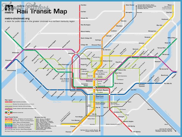 ... or more of the communities highlighted on the Metro|Cincinnati map