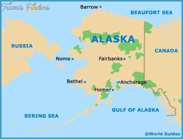 Anchorage municipality Map Tourist Attractions – Alaska Tourist Attractions Map