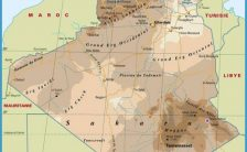 Algeria , Map of Algeria city, Map of Algeria metro, Metro map Algeria