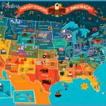 United States Map Tourist Attractions - TravelsFinders.Com ®