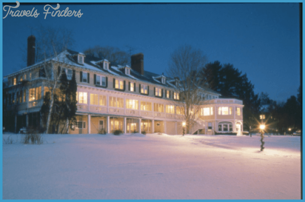 Winter Getaways In Historic Bethel Maine.Us Best Vacations In Winter