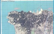 map BEIRUT , Metro map of BEIRUT , Map BEIRUT , Street map of BEIRUT