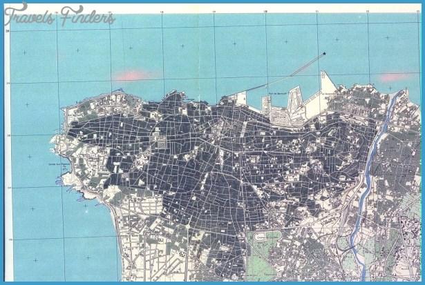 map BEIRUT , Metro map of BEIRUT , Map BEIRUT , Street map of BEIRUT ...