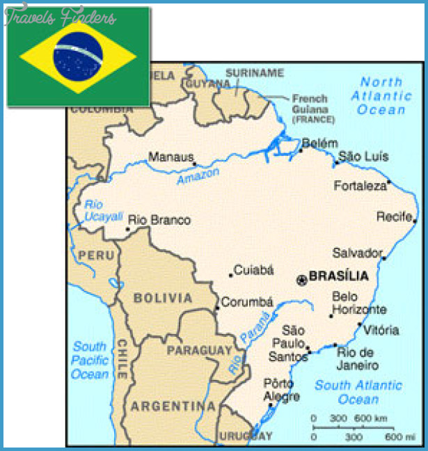 Belo Horizonte Map Tourist Attractions TravelsFindersCom