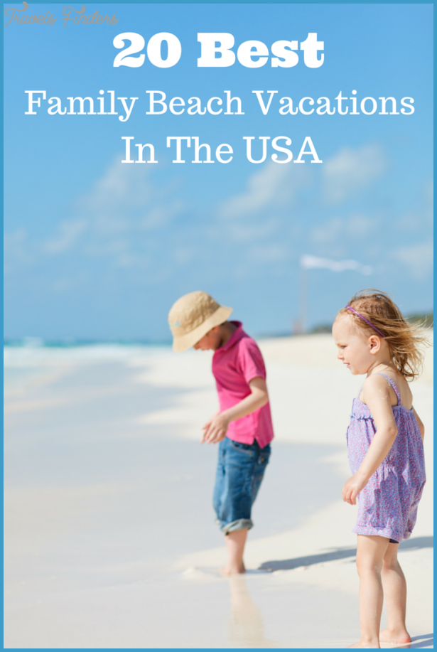 Best family vacations in usa travelsfinders com for Fun road trip destinations east coast