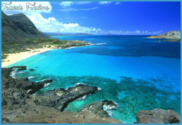 Best Places for Fall Vacations in USA - Hawaii