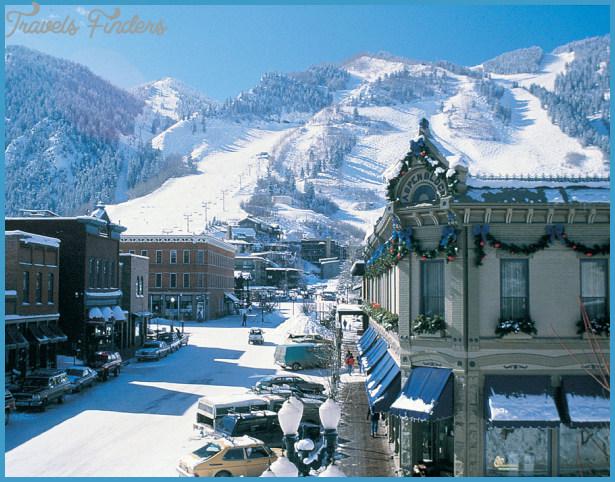 Aspen - Accommodation Deals | Blue Powder Tours
