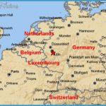 BONN GERMANY MAP - Pales Fenen