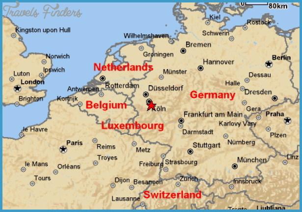 bonn germany map pales fenen
