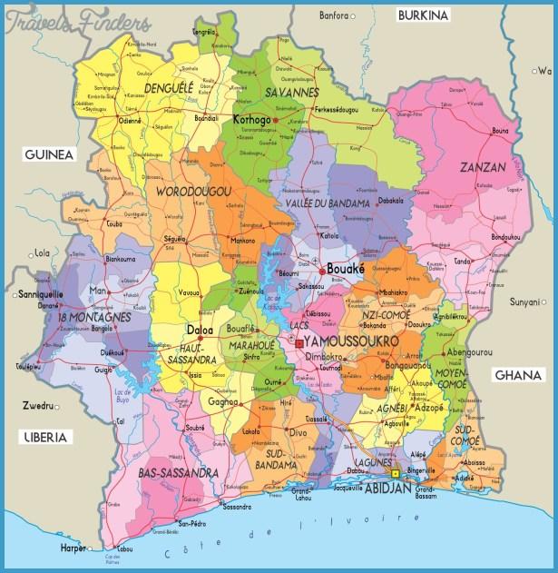 Côte d'Ivoire | exportateur.tn