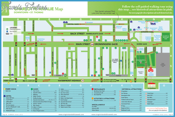 Charlotte Map Tourist Attractions - TravelsFinders.Com ® on