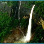 Cherrapunji, Meghalaya , best tourist destinations in northeast India