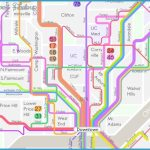 Make Cincinnati's Frequent Transit Map a reality by donating online