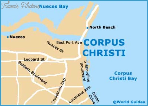 Corpus Christi Tourist Attractions and Sightseeing: Corpus Christi ...