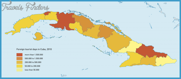 Cuba Map Tourist Attractions Travel Map Vacations - Cuba map