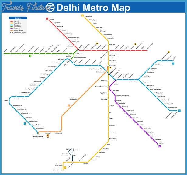 delhi metro map travelsfinders com. Black Bedroom Furniture Sets. Home Design Ideas