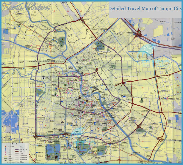 may also be interested in tianjin subway map tianjin location road map