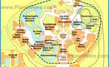 Dwika Sudrajat: Disneyland california map