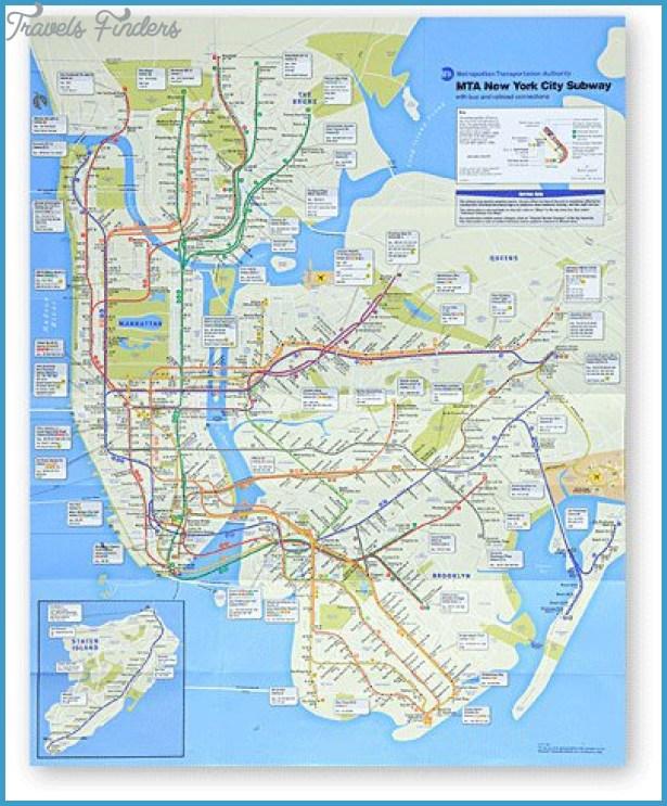 Durham Subway Map - TravelsFinders.Com ® on