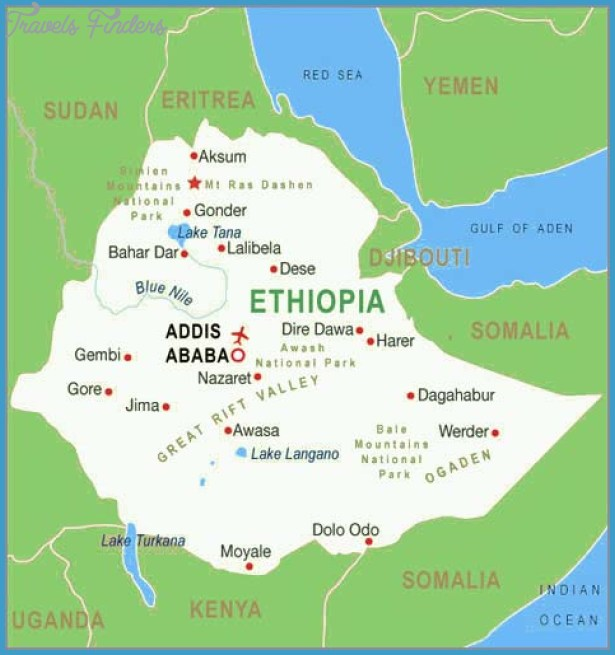 Amharic is the official language, although about 80 other native