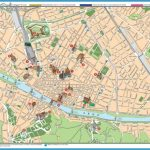 Florence Tourist Map - Florence Italy • mappery