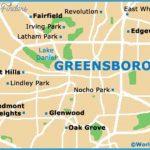 Greensboro Travel Guide and Tourist Information: Greensboro, North