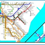 subway route map new york city