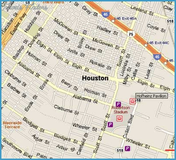 Houston Map Tourist Attractions – Virginia Tourist Attractions Map
