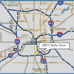 Directions | Indianapolis Warehouse Space | Indianapolis Industrial