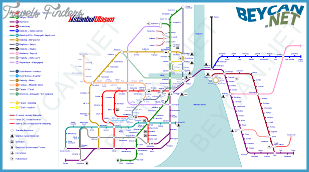 istanbul metro map pdf Archives TravelsFindersCom